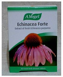 Echinaforce Forte Tincture Tablets (40)