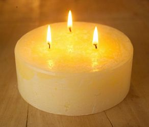 Lavender Scented Multiwick Candle