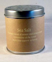 scented candles salt